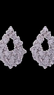 Alice crystal örhängen