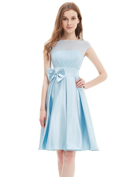 Fin cocktail klänning