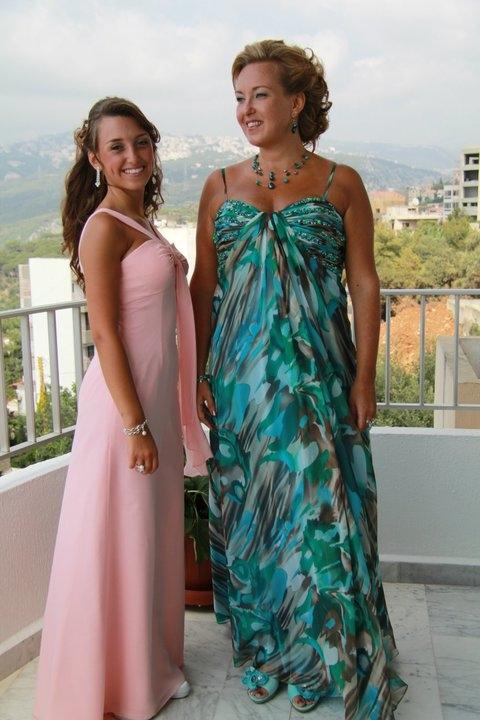 Adela och Nina