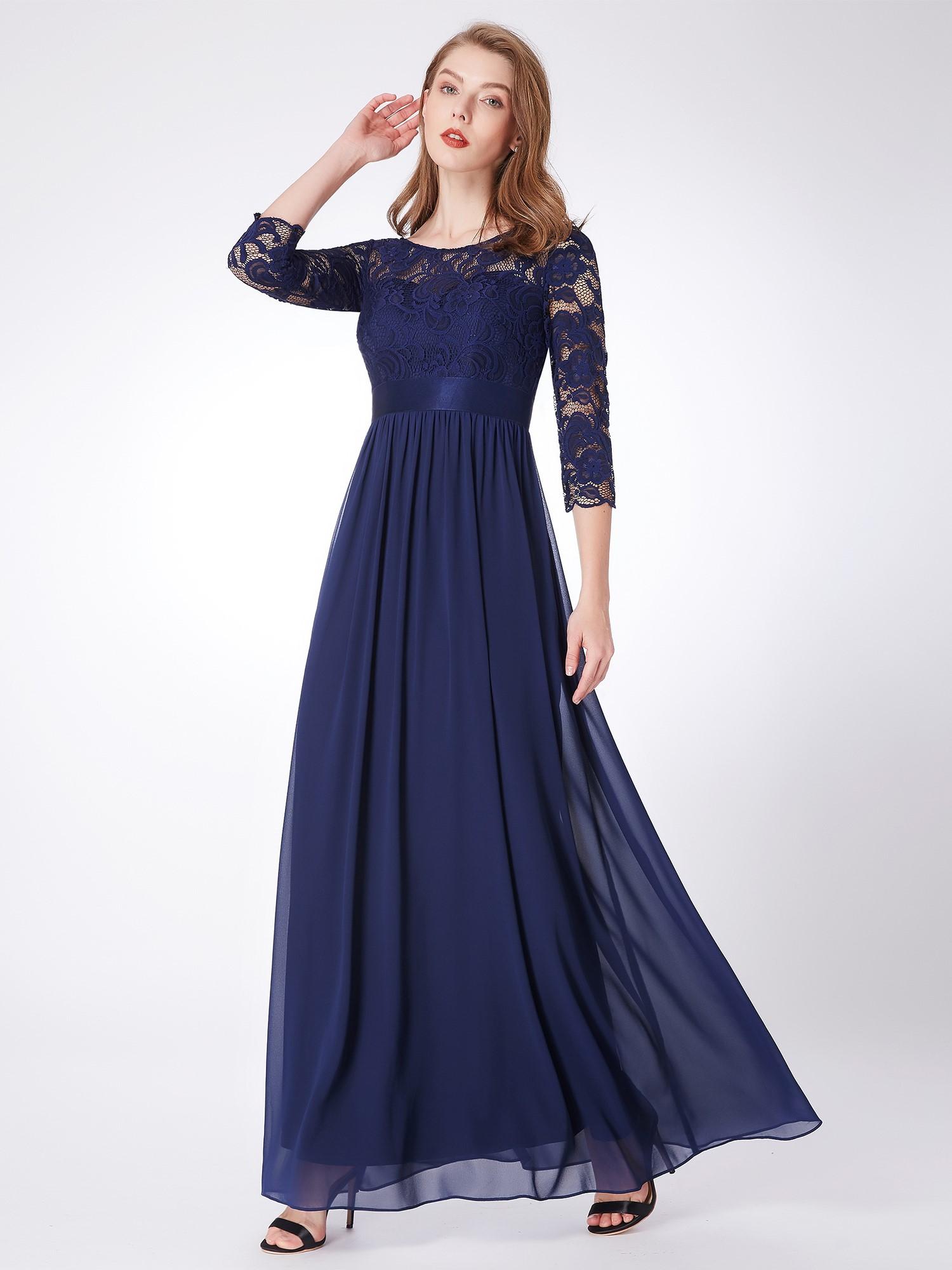Elegant aftonklänning - Marina´s Boutique 417f41f8773c8